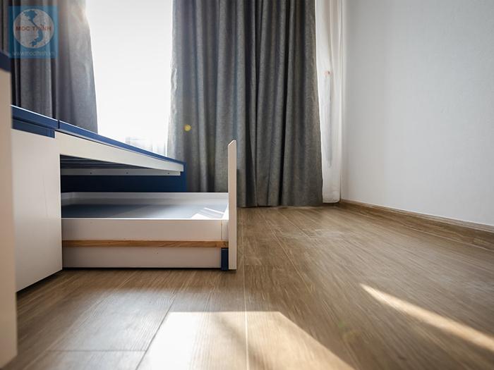 Thi Công Nội Thất Căn Hộ 2 Phòng Ngủ (14)