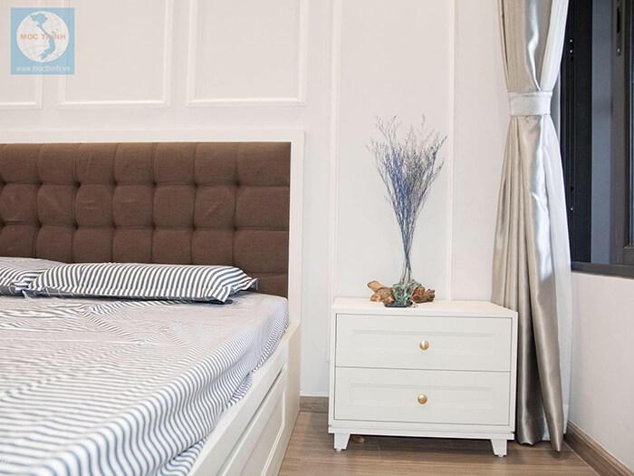 thi công nội thất căn hộ một phòng ngủ