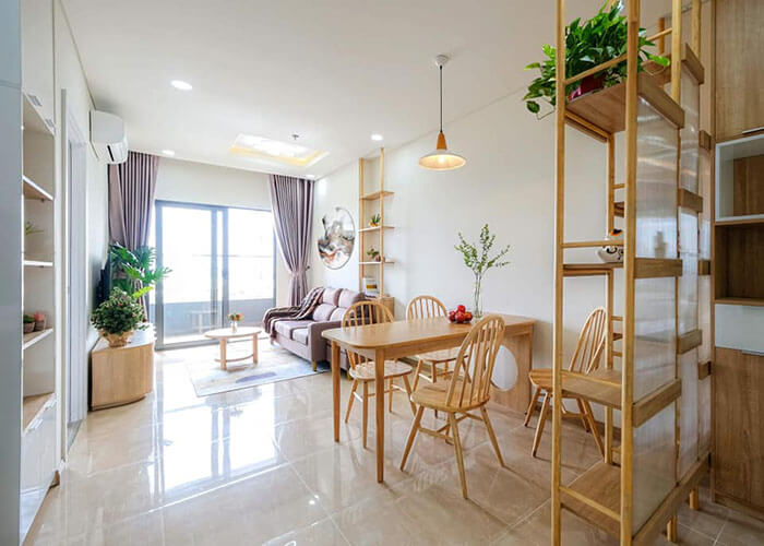 Cải tạo căn hộ chung cư quận thủ đức