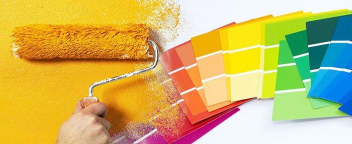 Dịch vụ sơn nhà trọn gói tại Tp.HCM