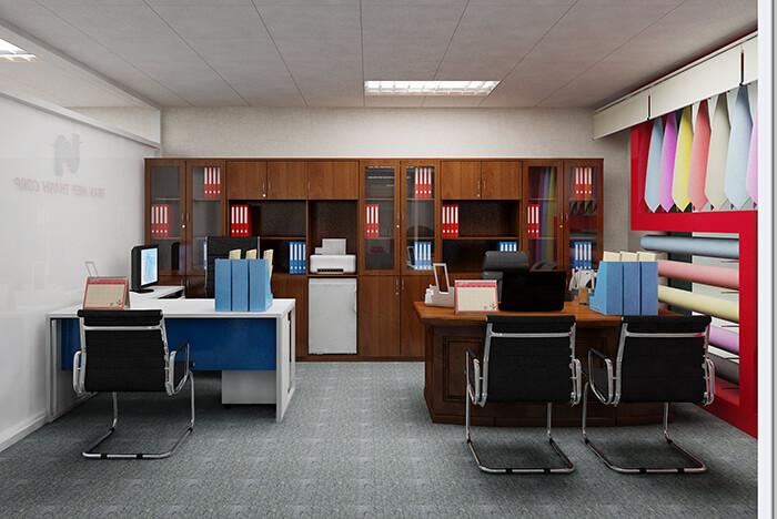 Thiết kế văn phòng đẹp tại Tp.HCM