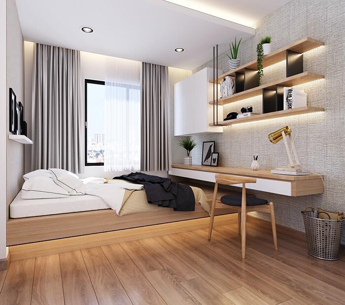 Đơn vị thi công nội thất chung cư giá rẻ