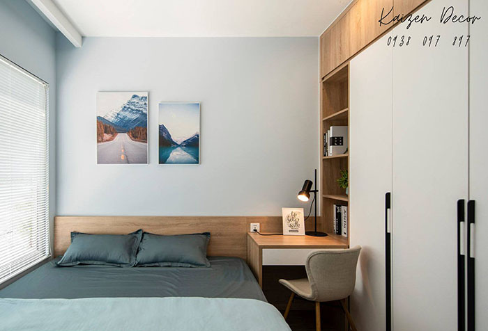 Giường ngủ gỗ công nghiệp đẹp mà rẻ