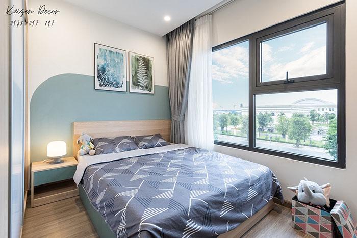 Giường ngủ gỗ công nghiệp đẹp giá rẻ