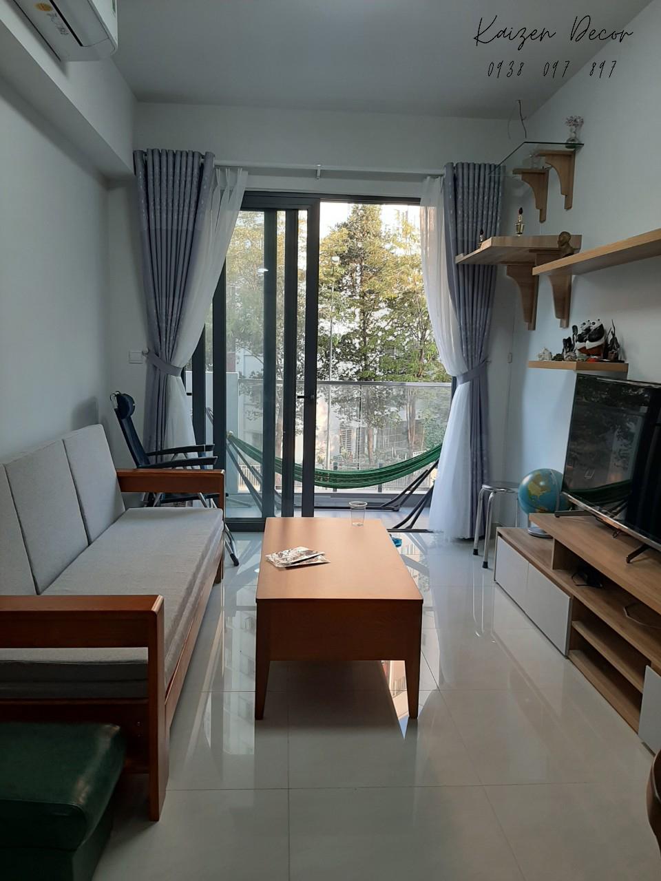 Thi công nội thất chung cư tại Bình Thạnh