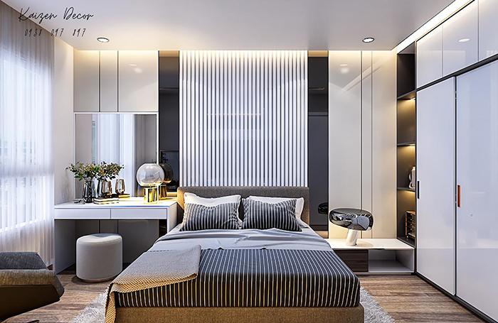 Thi công nội thất chung cư tại Thủ Đức