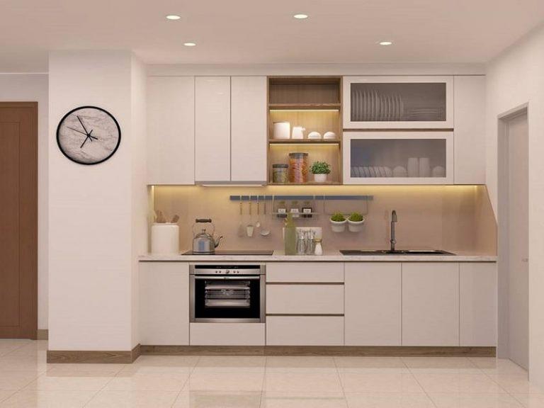 Tủ bếp đẹp dành cho chung cư