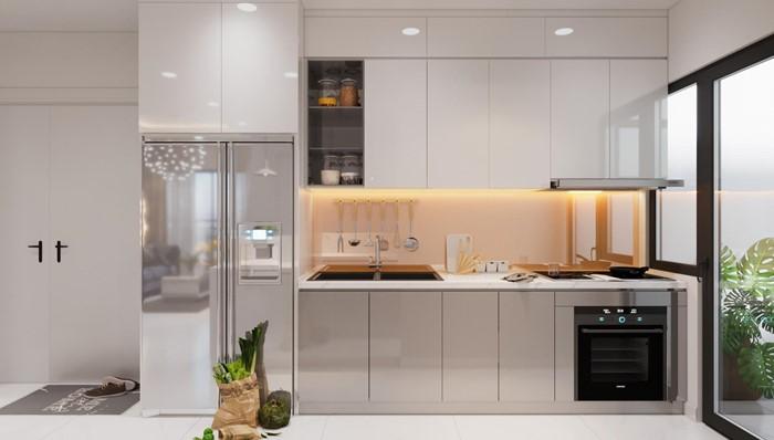 Tủ bếp đẹp mà rẻ tại Tp.HCM