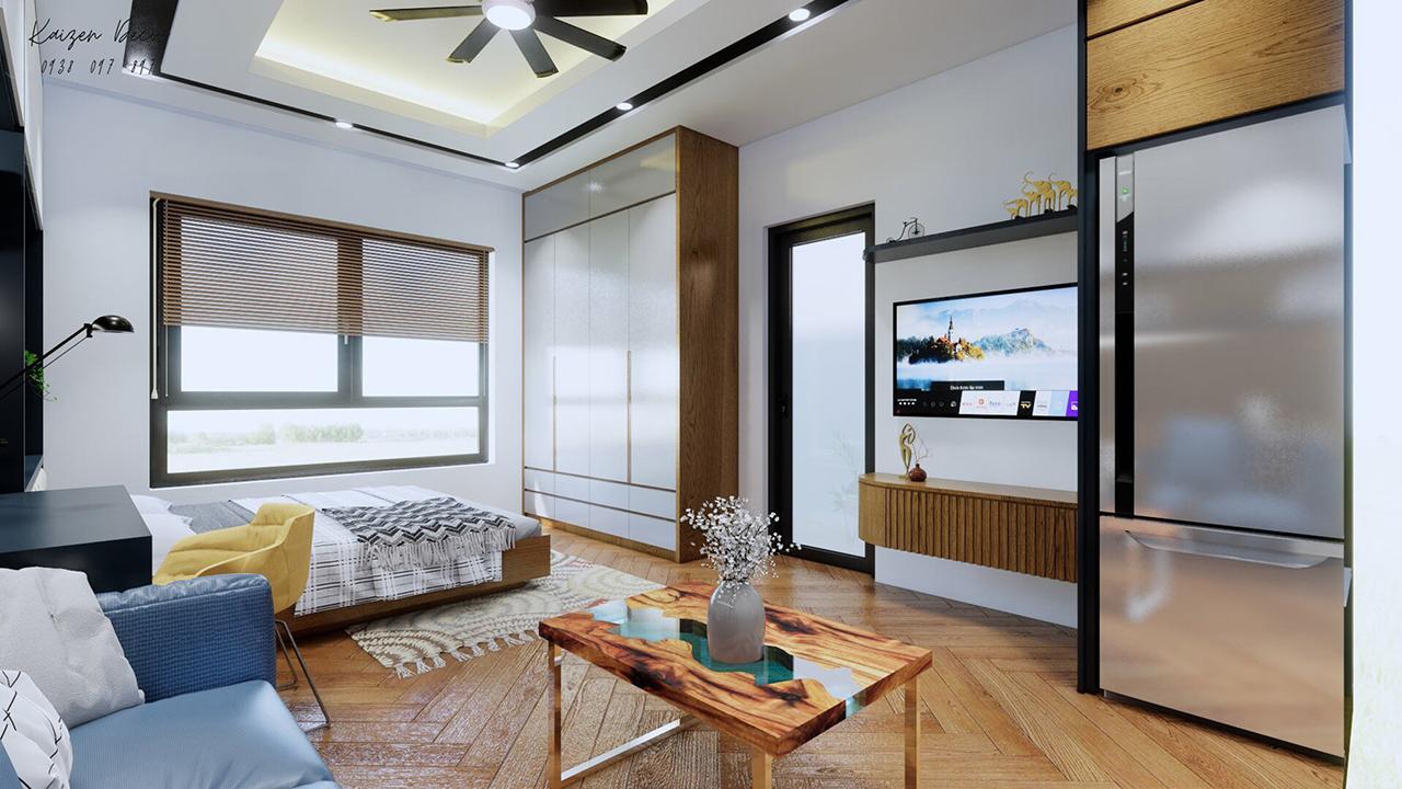 Đơn vị thiết kế nội thất chung cư giá rẻ tại Thủ Đức